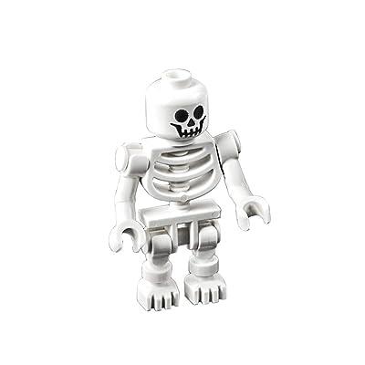 LEGO Minifigure - Pirates of The Caribbean - Skeleton: Toys & Games