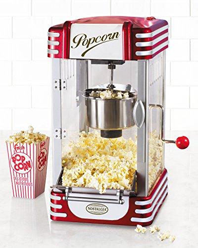 082677136305 - Nostalgia RKP630 Retro Series 2.5-Ounce Kettle Capacity Popcorn Maker carousel main 0