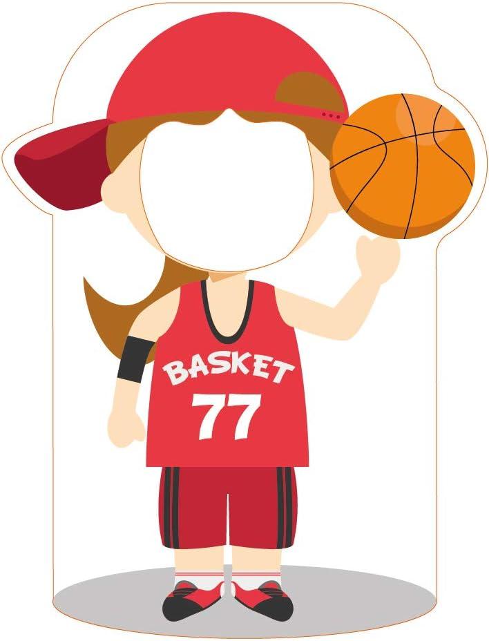 Photocall en Cartón Jugador de Baloncesto 115x150cm   Photocall ...