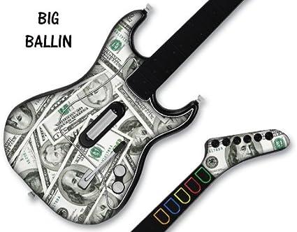 Guitar Hero 3 - Skin para Guitarra Kramer de PS2, diseño de ...
