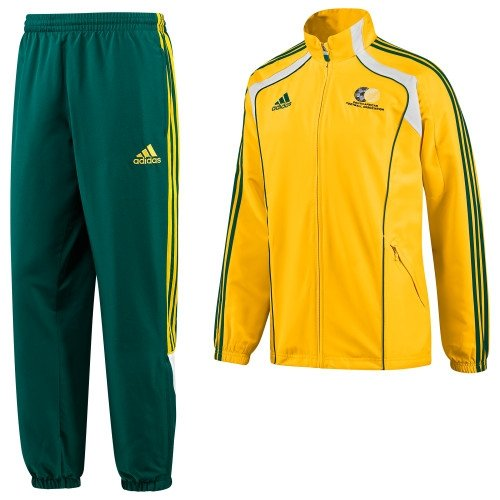 South Africa Presentation Suit (Sunshine, Medium) by adidas