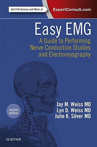 Easy EMG E-Book: A Guide to Performing Nerve Conduction Studies and Electromyography - http://medicalbooks.filipinodoctors.org