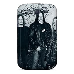 MarieFrancePitre Samsung Galaxy S3 Scratch Resistant Cell-phone Hard Cover Custom Lifelike Eternal Tears Of Sorrow Band EToS Image [YIr18758zPxx]