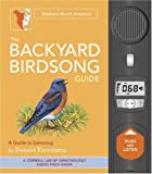 img - for The Backyard Birdsong Guide: Western North America book / textbook / text book