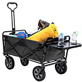 Mac Sports Collapsible Outdoor Utility Wagon with