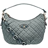 Paris Hilton Handbags - Moxie Charcoal Handbag