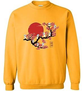 95Vibes Kodama | Princess Mononoke Studio Ghibli Fans Inspired Sweater Unisex Crewneck Pullover Sweatshirt Men/
