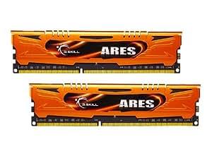 G.Skill F3-1600C9D-8GAO Ares Series 8GB (2x4GB) DDR3-1600 240-pin DIMM Modules