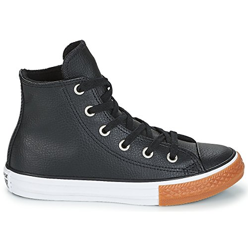 Unisex black 001 Ginnastica white Multicolore Basse Honey Scarpe Bambini gum – Chuck Hi Taylor Converse Ctas Da 7f87q