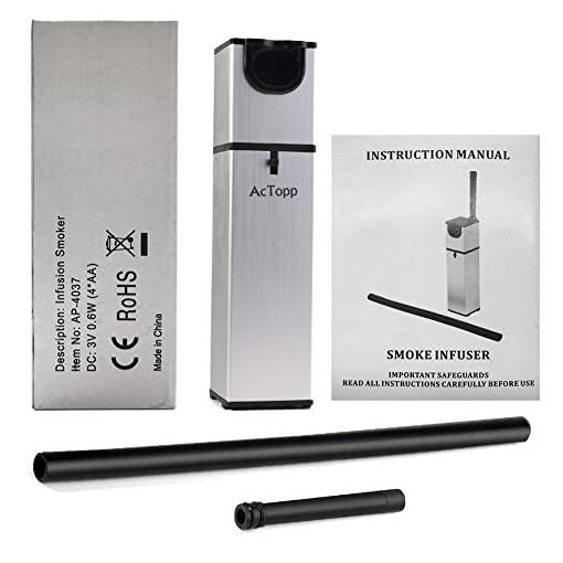 ACTOPP Smoking Gun Food Smoker Smoke Infuser