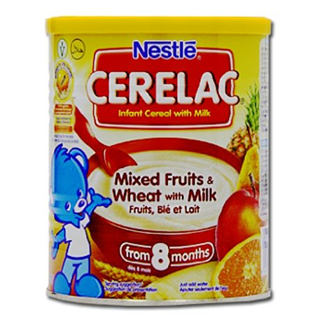 Cerelac Mixed Fruits 1kg ( 2 Pack) by Cerelac
