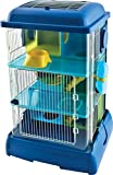 ware critter universe - WARE BIRD/SM AN 089642 Critter Universe Avatower Small Pet Home Clear&Blue, 13.75X11.25X21