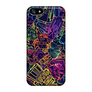 Iphone Case - Tpu Case Protective For Iphone 5/5s- New Designer