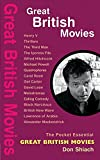 img - for Great British Movies (Pocket Essential series) book / textbook / text book