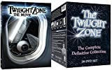 The Twilight Zone: The Complete Definitive Collection DVD TV Series & Twilight Zone: The Movie Set