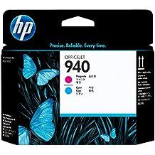 HP 940 Cyan & Magenta Original Printhe For HP Officejet Pro 8000, 8500