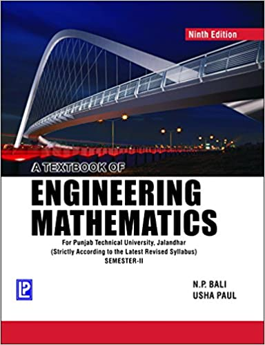 Np Bali Engineering Mathematics 2nd Sem Pdf