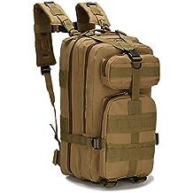 Men Women Outdoor Tactical Backpack Trekking Sport Travel Rucksacks Camping Hiking Trekking Camouflage Bag