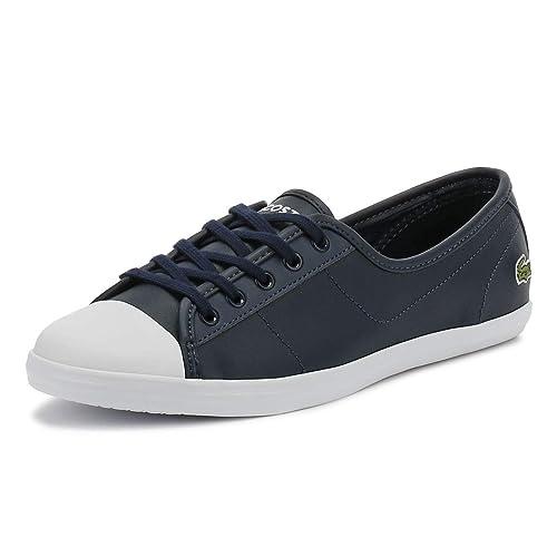 Lacoste Ziane Bl 1 Cfa, Zapatillas para Mujer: Amazon.es: Zapatos y complementos