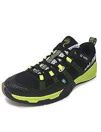 Salming Kobra Men's Indoor Court Shoe Black/Yellow (9.5)