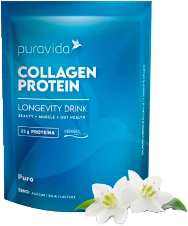 Collagen Protein Verisol Puravida 450 gr (Puro)