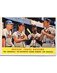 1958 baseball yearbook Pittsburgh Pirates Bill Virdon ~ VG Roberto Clemente