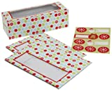 Wilton Snowflake Wishes Rectangular Treat Box Kit