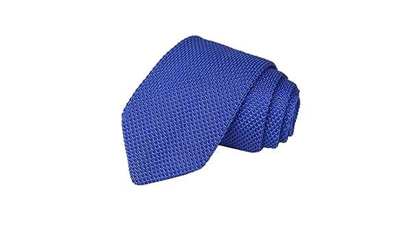 Flurrries - Corbata de Ganchillo de Punto para Hombre, diseño de ...