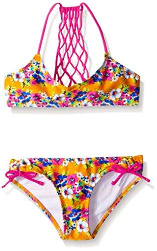 Raisins Girls Big Girls' High Tide Garde - Raisins Nylon Bikini Shopping Results
