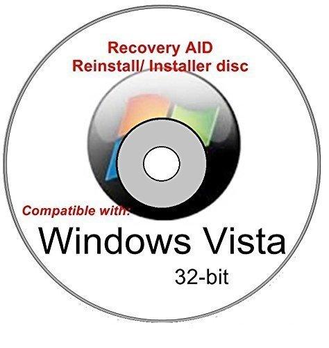 Windows Vista Basic 32 bit Install