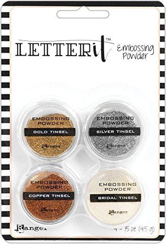 Top 10 embossing powder set ranger