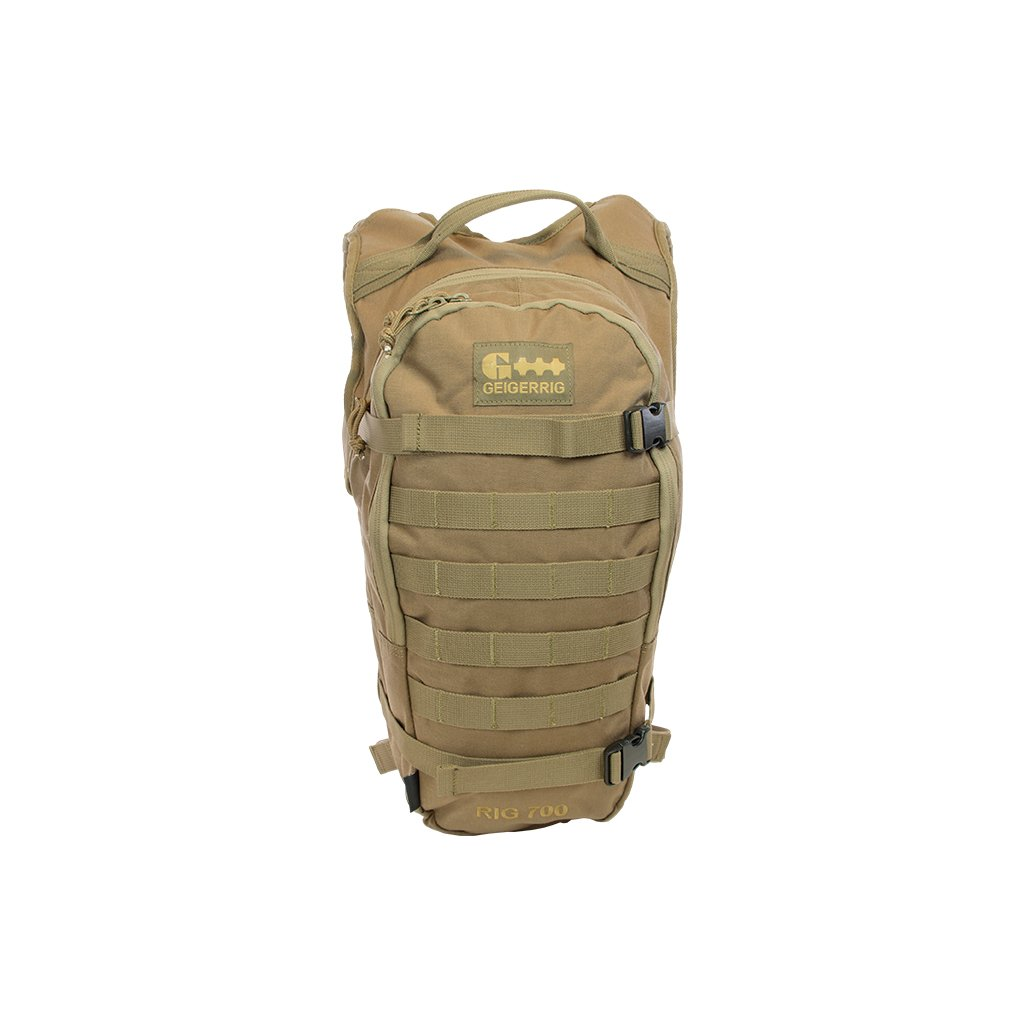 Geigerrig Pressurized Hydration Pack – RIG 700 Tactical