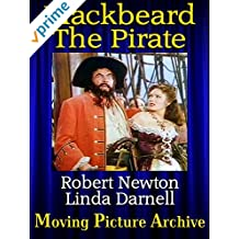 Blackbeard The Pirate - 1952 - Color