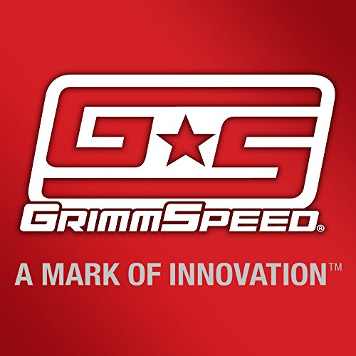 GrimmSpeed 02-07 WRX / 04-10+ STi BLACK Air Oil Separator by GrimmSpeed