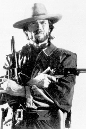 Studio B Clint Eastwood Poster