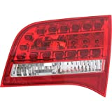Perfect Fit Group REPA730183 - A6 Quattro Tail Lamp RH, Inner, Lens And Housing, Wagon