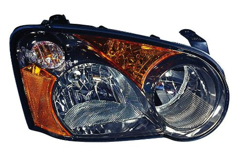 Depo 320-1116R-AS2 Subaru Impreza/Outback Passenger Side Replacement Headlight Assembly