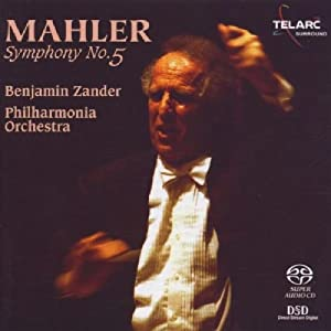 Audio CD Mahler: Symphony No. 5 Book