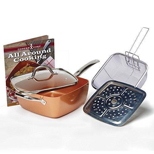 Copper Chef 4 PC 9.5