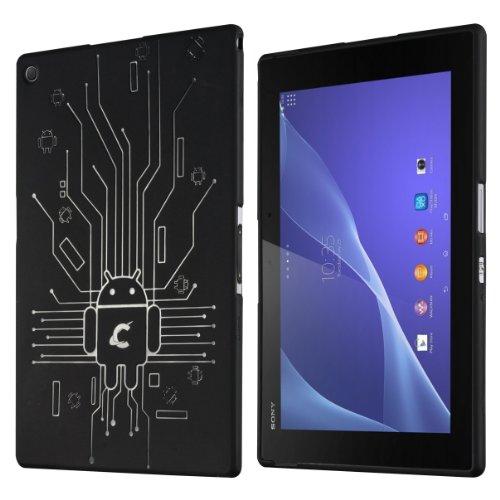 Sony Xperia Tablet Z2 Case, Cruzerlite Bugdroid Circuit C...