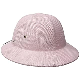 Jacobson Hat Company Men's Pith Helmet, Pink, Adult