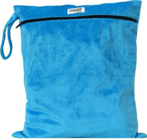 Piriuki Luxe Impermeable Transport Bag (Small, Blue) pu64712