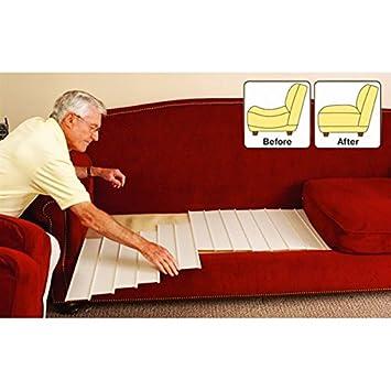 Set 6 tablones reparación flacidez sofás sillones camas asientos para un máximo confort mws974