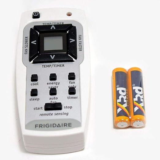 Amazon.com: Frigidaire 5304476851 Control Remoto Transmisor ...