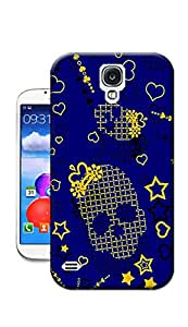 Jakerobinson Skull 6 TPU Phone skin cover for samsung s4