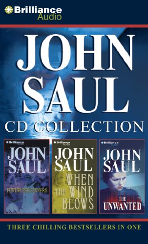 John Saul CD Collection 2: Punish the Sinners, - John Saul Audio Books