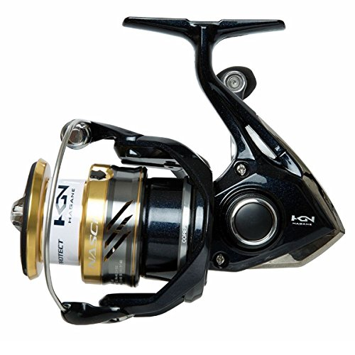 Shimano Nasci 4000 FB spinning fishing reel with front drag, NAS4000FB
