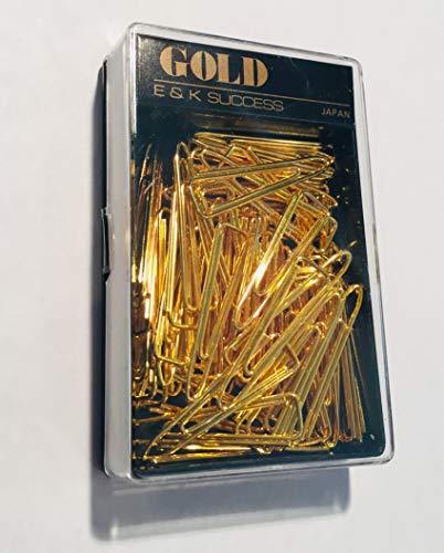 Ek Success Box - EK Success Gold Triangle Paper Clip, Box of Clips 70
