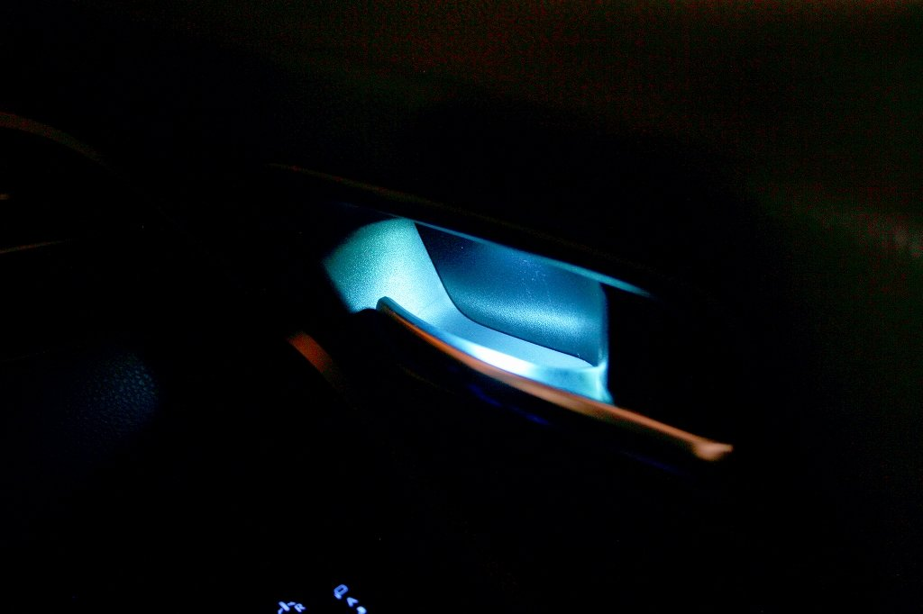 【C-HR】LX LEDインナードアイルミネーション ブルー (A-4) B0784T5WK8 10800