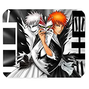 Mystic Zone Personalized Bleach Rectangle Mouse Pad (Black) by runtopwell